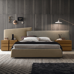Wing System_tall_1 Bed | Double beds | Presotto