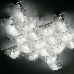 Nuvola ceiling | Lámparas de techo | A.V. Mazzega