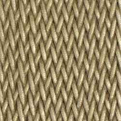 Grit | glow taupe gold | Rugs / Designer rugs | Naturtex