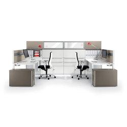 Winea Pro | Sistemi tavolo | WINI Büromöbel
