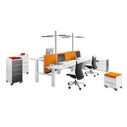Winea Pro | Systèmes de tables de bureau | WINI Büromöbel