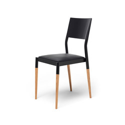 Bic chair | Restaurantstühle | Eponimo