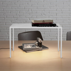 BlancoWhite R2 Table | Oggetti luminosi | Santa & Cole
