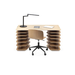 Strates Desk | Individual desks | OBJEKTEN