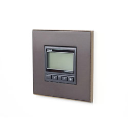 Classics by Lithoss | Select SBMG KNX bronze | Push-button switches | Lithoss