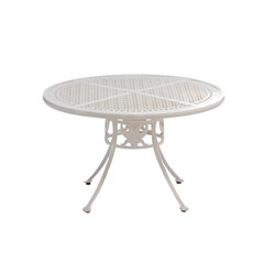 Acanthus Round Table | Garten-Esstische | Oxley's Furniture