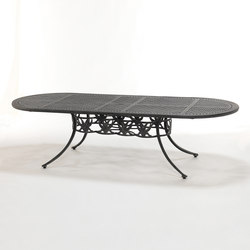 Acanthus Oval Table | Tables à manger de jardin | Oxley's Furniture