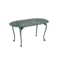 Brownian Oval Coffee Table | Coffee tables | Oxley's Furniture