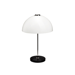 Kupoli table lamp, black | General lighting | Innolux