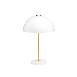 Kupoli table lamp, white | General lighting | Innolux