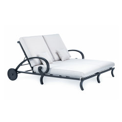 Centurian Double Lounger | Sun loungers | Oxley's Furniture