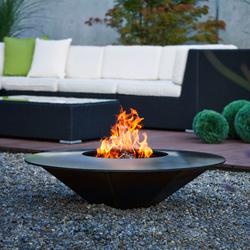 CIRCLE | Garden fire pits | Attika Feuer