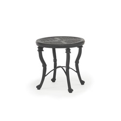 Luxor Round Coffee Table | Garten-Beistelltische | Oxley's Furniture
