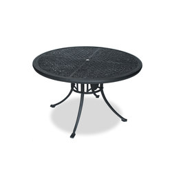 Luxor Round Table | Tables à manger de jardin | Oxley's Furniture