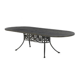 Luxor Oval Table | Tables à manger de jardin | Oxley's Furniture