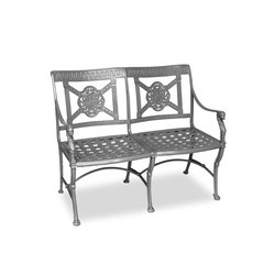 Luxor Double Bench | Garden benches | Oxley's Furniture