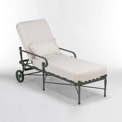 Luxor Lounger | Liegestühle | Oxley's Furniture