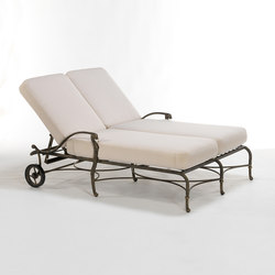 Luxor Double Lounger | Liegestühle | Oxley's Furniture