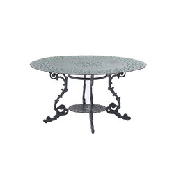 Morrison Round Table | Tables à manger de jardin | Oxley's Furniture