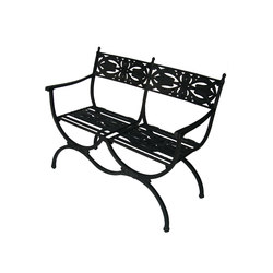 Reptonian Double Bench | Garden benches | Oxley's Furniture