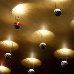 *Track Gold | Lighting systems | benwirth licht