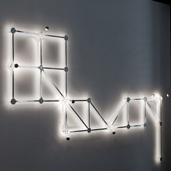 *Track Wall | Lighting systems | benwirth licht