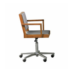 ETS-B-NB Deskchair | Office chairs | OLIVER CONRAD