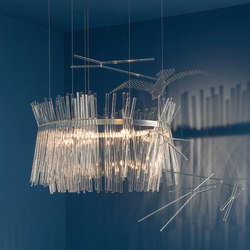 RONDO FANO 1 | Suspended lights | Buschfeld Design