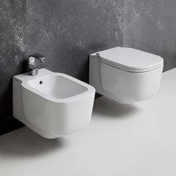 CubiKa wall-hung wc | bidet | Bidets | Ceramica Cielo