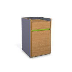 ROS-F | A-EI Container | Pedestals | OLIVER CONRAD