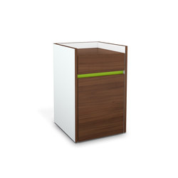 ROS-F | W-NB Container | Pedestals | OLIVER CONRAD