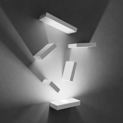Set Big 7764 Wall lamp | General lighting | Vibia