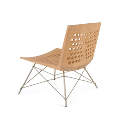 Wave Lounge Chair | Poltrone lounge | Zanat