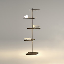 Suite By Vibia 6006 Floor Lamp 6027 Table Lamp 6030