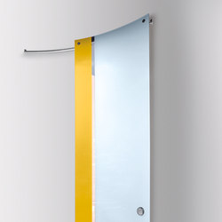 Sliding Door⎟Vertical Bi-color | Internal doors | Casali