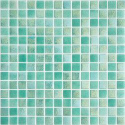 Aqualuxe - Mikonos | Glass mosaics | Hisbalit