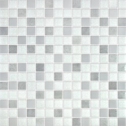 Easy Mix - Estocolmo | Glass mosaics | Hisbalit