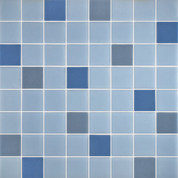 Easy Mix - Moscu | Glass mosaics | Hisbalit