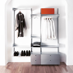 K1 Wardrobe | Shelving | Kriptonite