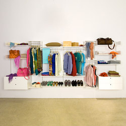 K1 System- Wardrobe | Built-in wardrobes | Kriptonite