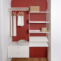 K1 System - Wardrobe | Percheros de pared | Kriptonite