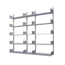 K1 System - Library | Office shelving systems | Kriptonite