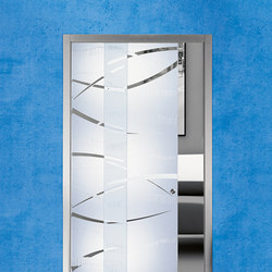 Pocket door⎟Marea | Internal doors | Casali