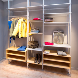 K2 Wardrobe | Freestanding wardrobes | Kriptonite