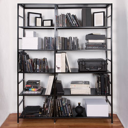K3+ Bookshelf | Office shelving systems | Kriptonite