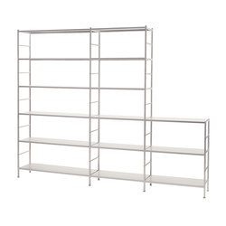 K3 System | Office shelving systems | Kriptonite