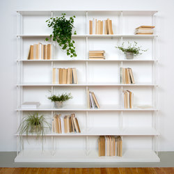 Krossing Maxi Bookshelf | Office shelving systems | Kriptonite