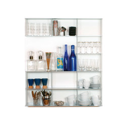 Krossing - Wall system Kitchen | Office shelving systems | Kriptonite