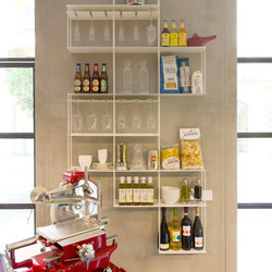 Krossing Kitchen | Shelving | Kriptonite