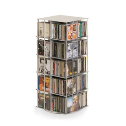 Krossing Rotante CDs and DVDs | Shelving | Kriptonite